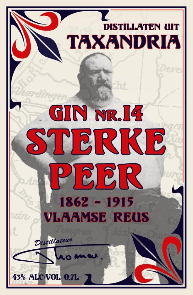Sterke Peer Gin_0,7L_78x119mm