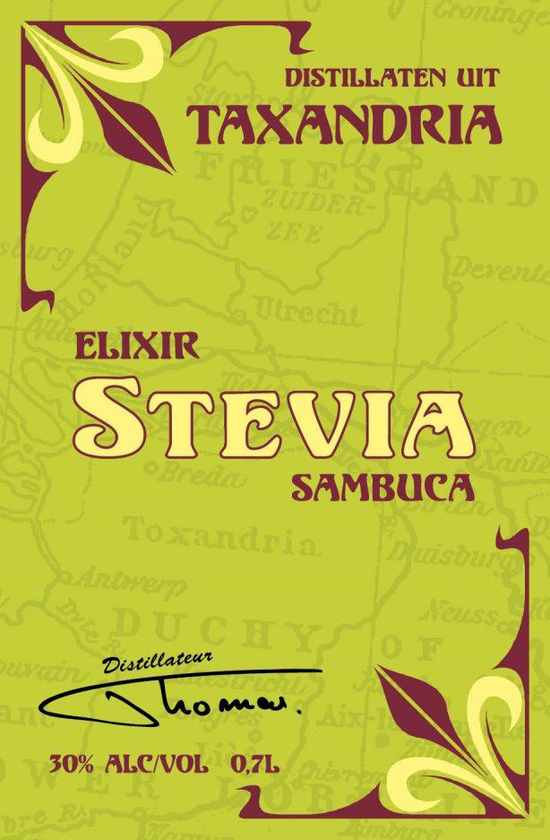 Taxandria_70cl_78x119mm_Stevia