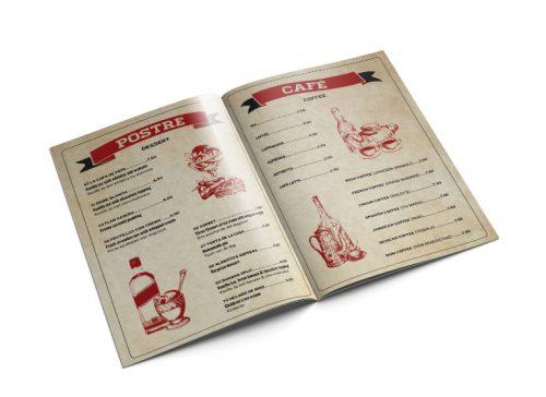 A4 Brochure Mockup – Free Version – binnenkant 2