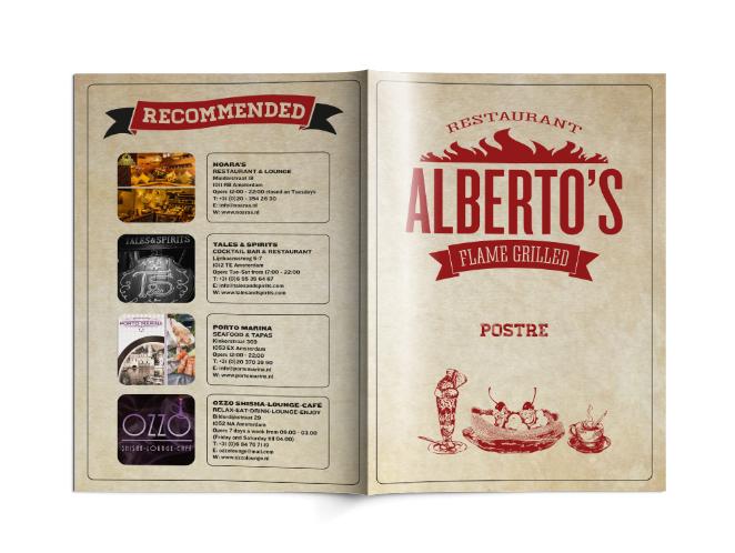Alberto's Steakhouse